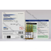 Drotaverine Hydrochlorid Injektion 40mg / 2ml