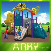 Dreamland small kids S-slide outdoor play equipment