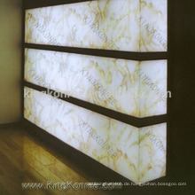 Indoor Deco transparenter Mineralwerkstoff Stone