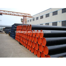 Hot Galvanizing SSAW ASTM A106 sch40 Seamless Steel Pipe