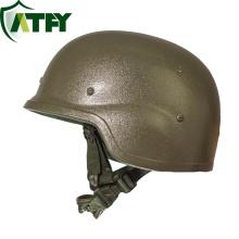 Усовершенствованный боевой шлем PASGT Level IIIA Баллистический шлем Пуленепробиваемый шлем для военной защиты