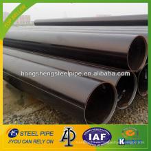 API 5L X65 LSAW tubo de acero soldado