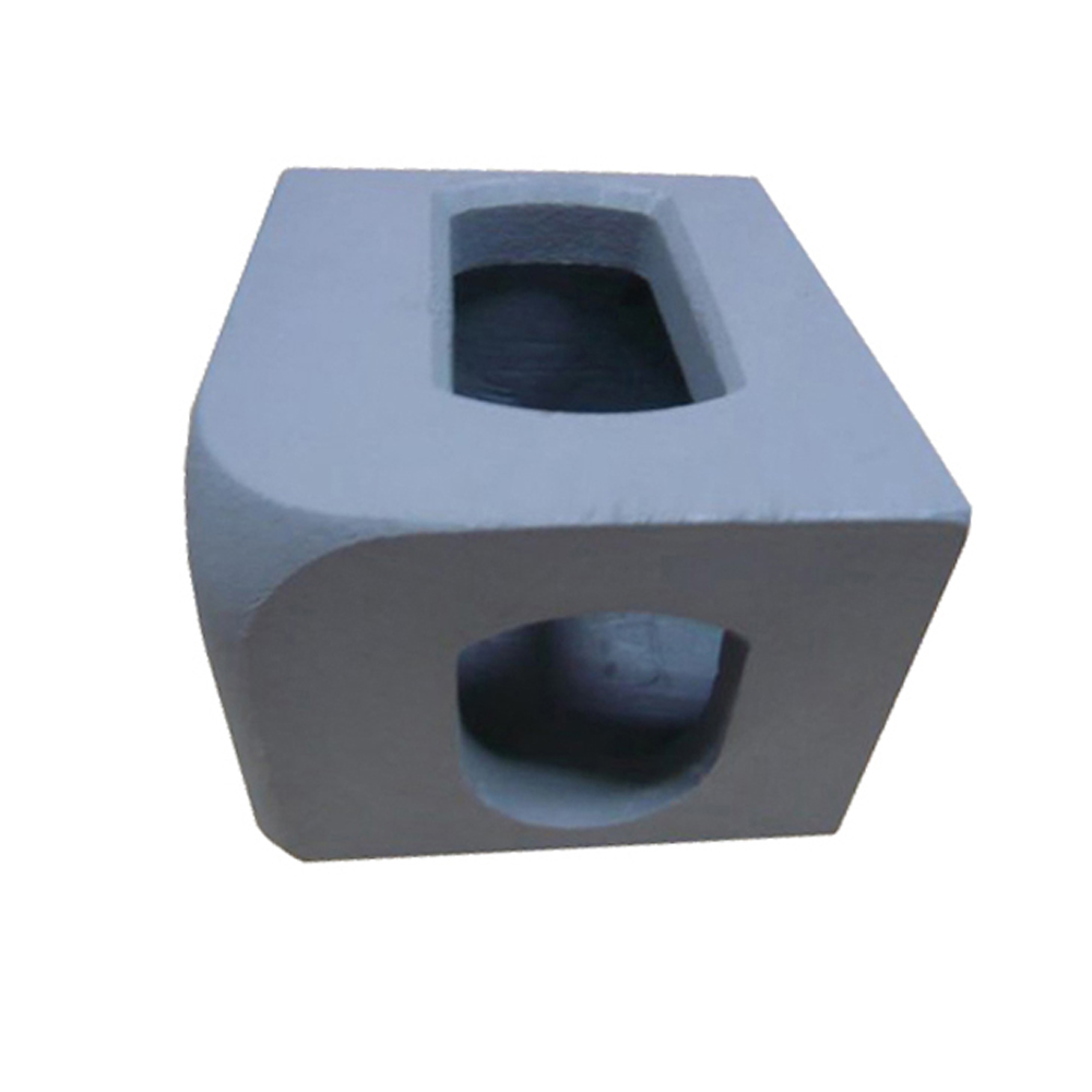 Steel Block Fitting Container Corner