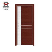 TOP PHIPULO Design Fabricação Pvc Porta de Entrada Da Porta Do Banheiro de Alta Qualidade