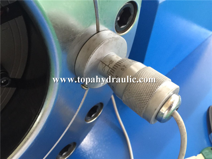 hydraulic pipe hose crimping machines