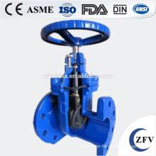 Factory Price good quality din rising stem gate valve