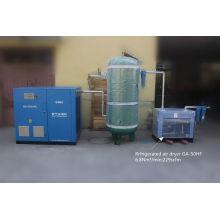Рефрижераторный воздушный компрессор