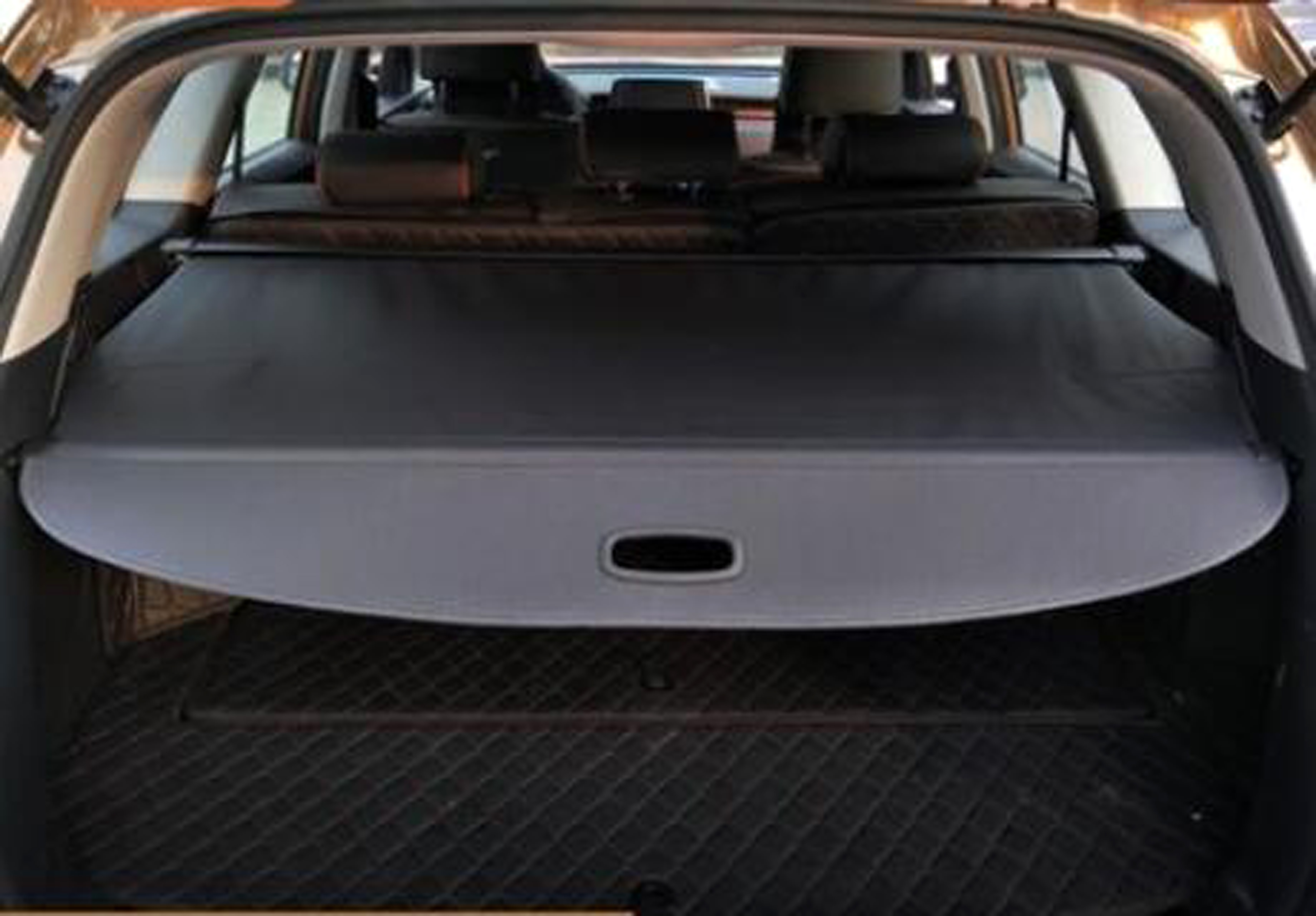 KIA Compartment Curtain Cargo Cover