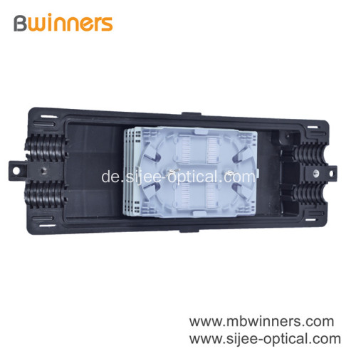 Ftth 96 Core 2 In 2 Out Glasfaser Inline Splitter Splice Closure