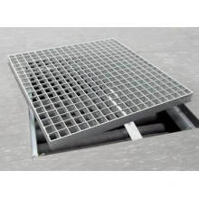 Hot DIP Galvanized Steel Grating for Floor and Trench Catwalk Steel Grating 19-W-4