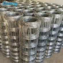 Galvanized Hinge Joint Fixed Knot Field Fence