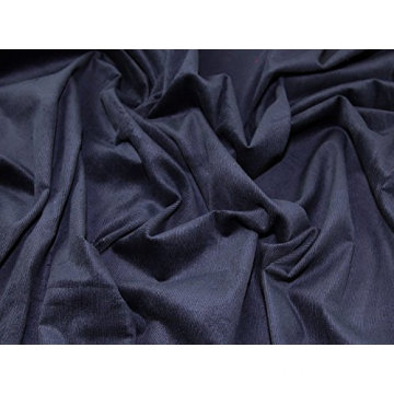 Stretch Denim Cotton Fabric With Elastan