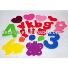 soft EVA sticker