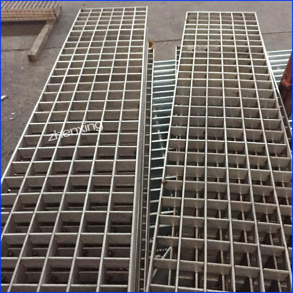 Galvanized Flat Bar Grating