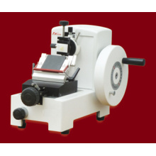 Microtome de main de cire de paraffine rotatoire d'équipement pathologique