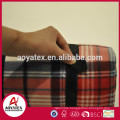 Low price promotional picnic blanket, Fold up picnic blanket in rolling package, picnic blanket outdoor