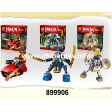 Muñeca popular del bloque de construcción de los juguetes de DIY de los niños plásticos (899906)