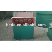 steel rebar scaling machine( the first step for drawing process)