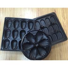 Thermoformed Blister Packaging PP Bandejas de servicio de alimentos para ostras frescas en restaurantes o supermercados