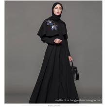 half sleeves kaftan manufacturer women indian kimono i Islamic Clothing custom dubai muslim women open abaya photos