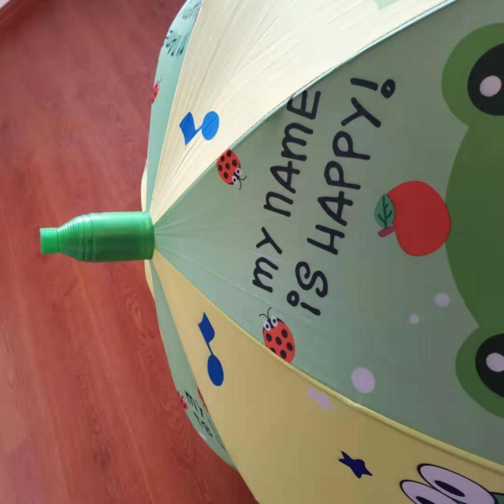 Umbrella Made Of Pongee Fabric