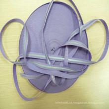 correas de cinta reflectante de nylon de alta visibilidad para la ropa