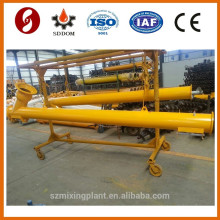 CE and ISO certificated auger for silo cement,powder auger,screw conveyor