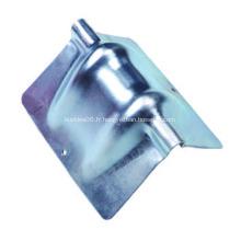 protecteurs d'angle en métal pour étuis