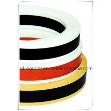 Kombinieren von Farbmöbeln PVC-Kantenbearbeitung