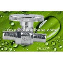 brass angle valve Electroplating Chromium Mini Ball valve
