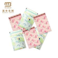 Пользовательские сердце дизайнер печати 10Х13 бутик доставка упаковки розовый рассылки сумки конверт