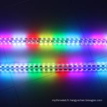 12v UCS1903 180 pcs SMD 5050 RGB LED Bâton bar Amusement 3D voiture de pare-chocs a mené la lumière de tube