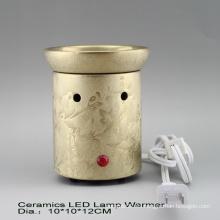 15CE23973 Calentador de luz eléctrico LED plateado