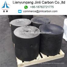 Китай дешевые цена дуговой печи использовать угольный электрод паста цилиндров/Содерберг Электродная цилиндров