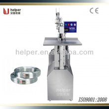 Electric sansage Single-Clipping Machine with cutter