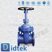 Didtek DIN3203 F4 Waterous Carbon Steel Flanged Gate Valve