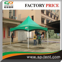4x4m tension fabric structure in aluminum structure for garden party