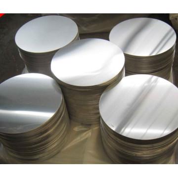 Disque d'aluminium à rouleaux chauds de différents diamètres