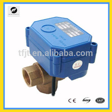 CWX-15N/Q water control electric ball valve for Auto drain& Water cooling system,Electric brewing