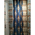 2018 Chenille Large Jarquard Window Fabric para cortina
