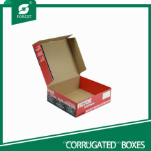 Embalaje de papel impreso verduras de alta calidad de encargo para las cajas del cartón del envío