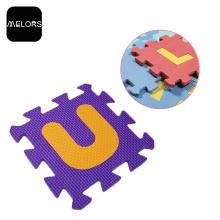 Детский игровой коврик Melors Letters Puzzle