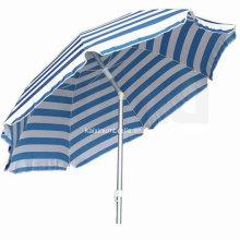 Marine Style Fabric Design Outdoor Beach Umbrella