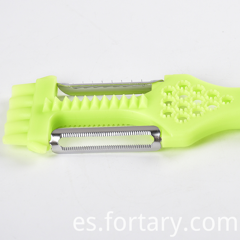 green watermelon vegetable julienne peeler