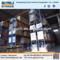 Customized storage heavy duty warehouse racking system