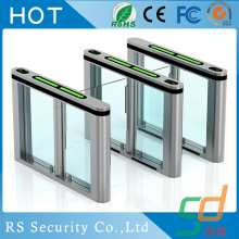 Bank Full Automatic OEM Glass Turnstile Torniquete