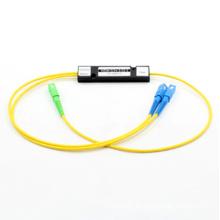 1 * 2 CWDM con el paquete de la caja de ABS y el conectador del Sc