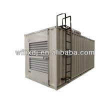 Grupos electrógenos diesel del envase de las ventas 22.5-1250KVA calientes con CE, ISO