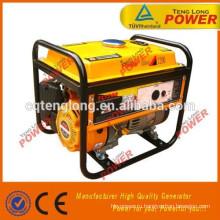 154F супер тихий и мощный бензиновый генератор топлива с низким потреблением топлива