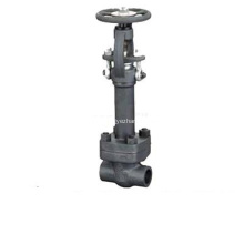 Forged Steel Gate Valve Extended Bonnet